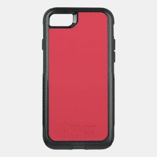 Color rojo renovado R06 de ladrillo Funda Commuter De OtterBox Para iPhone 7