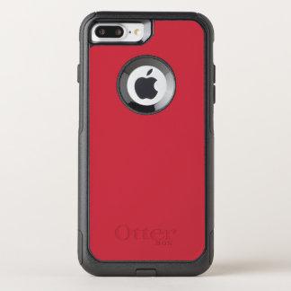 Color rojo renovado R06 de ladrillo Funda Commuter De OtterBox Para iPhone 7 Plus