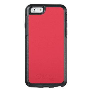 Color rojo renovado R06 de ladrillo Funda Otterbox Para iPhone 6/6s