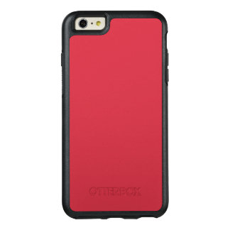 Color rojo renovado R06 de ladrillo Funda Otterbox Para iPhone 6/6s Plus