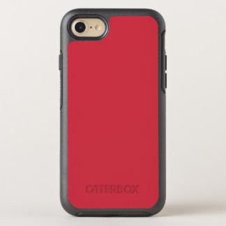 Color rojo renovado R06 de ladrillo Funda OtterBox Symmetry Para iPhone 7