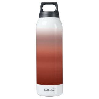 Color rojo teñido inmersión color de rosa Ombre de