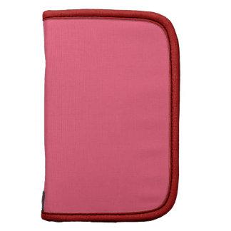 Color rosado de Rosey del color del fondo color de Organizadores