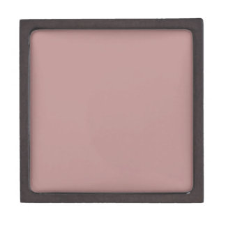 color rosy brown gift box