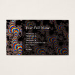 Color Run - Fractal Art Business Card