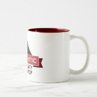 Color SACW Logo, Mugs