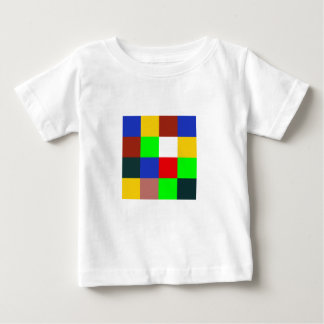 Color scheme from Bauhaus Baby T-Shirt
