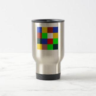 Color scheme from Bauhaus Travel Mug