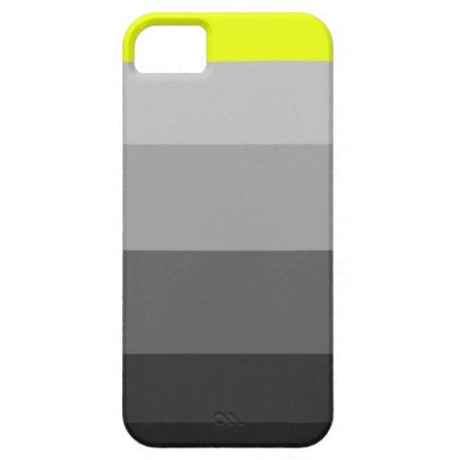 Color Scheme iPhone 5 Case