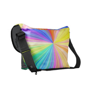 Color Shade Wheel - Rainbow Extreme Commuter Bags