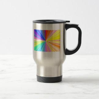 Color Shade Wheel - Rainbow Extreme Mug