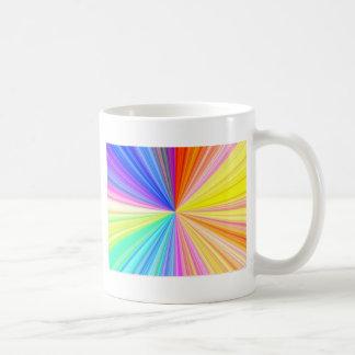 Color Shade Wheel - Rainbow Extreme Coffee Mug