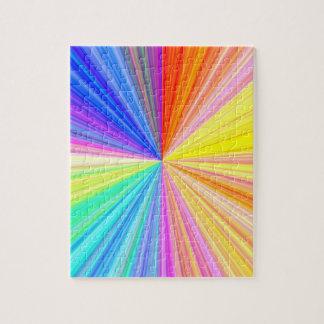 Color Shade Wheel - Rainbow Extreme Puzzle