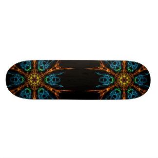 Color Shades Skate Deck