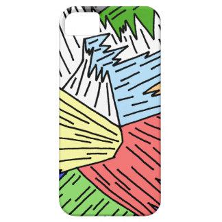 Color Shards iPhone SE/5/5s Case
