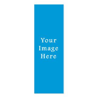 Color silenciado azul claro de Jánuca Chanukah Han Tarjetas De Visita Mini