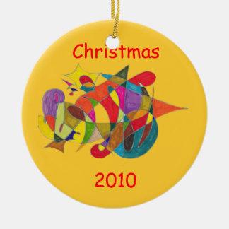 Color Sketch 11 Ornament