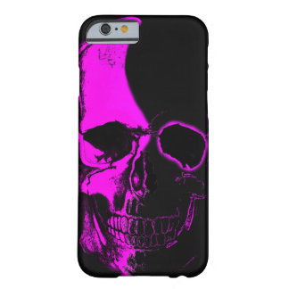 Color skull Layer Barely There iPhone 6 Case