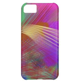 Color Slash Splash Fun Sassy Sissy Girly Abstract iPhone 5C Case