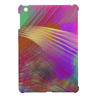 Color Slash Splash Fun Sassy Sissy Girly Abstract iPad Mini Cases