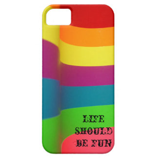Color Slide iphone 5 iPhone SE/5/5s Case