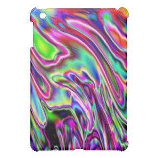 Color Smudge Speck Case 3 iPad Mini Cover