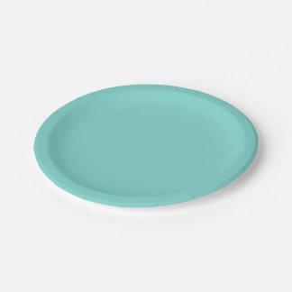 Color sólido: Aguamarina de la turquesa