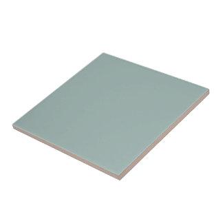 Color sólido azul del mar azulejo cuadrado pequeño