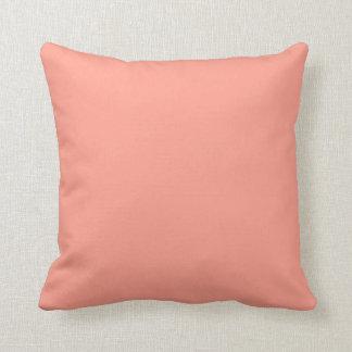 Color sólido coralino rosado