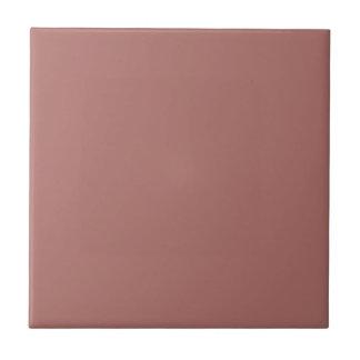 Color sólido de cobre azulejo cuadrado pequeño