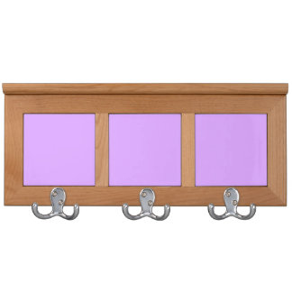 Color sólido de la lila preciosa