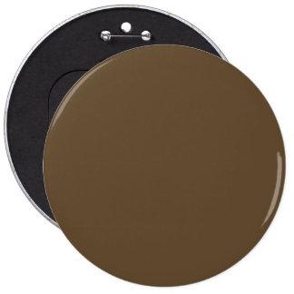 Color sólido de la piel de Brown Pin