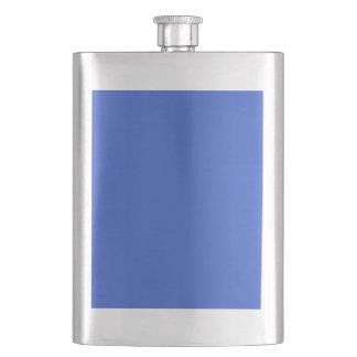 Color sólido del azul real cantimplora