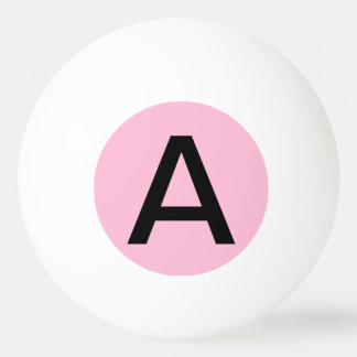 Color sólido del caramelo de algodón pelota de ping pong