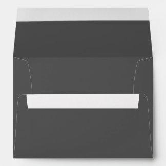 Color sólido del gris de carbón de leña sobre