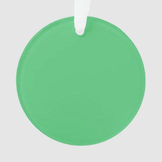Color sólido del verde esmeralda
