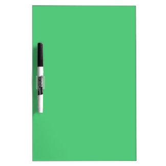 Color sólido del verde esmeralda pizarras