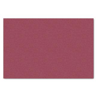 Color sólido del vino papel de seda pequeño