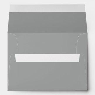 Color sólido gris del brezo sobre