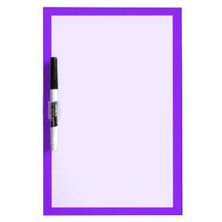 Color sólido púrpura de neón pizarras