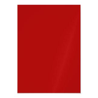 Color sólido rojo quemado