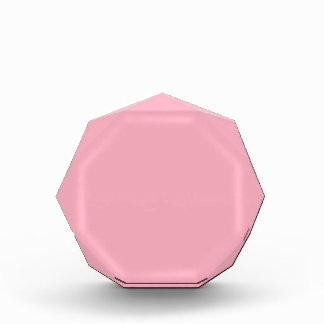 Color sólido rosado del chicle