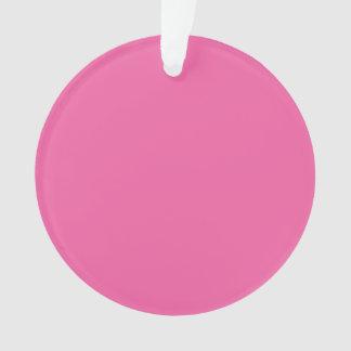 Color sólido rosado del flamenco