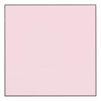 Color sólido rosado guarro impresión en madera