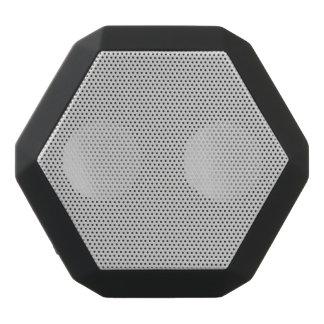 Color sólido simplemente gris altavoces bluetooth negros boombot REX