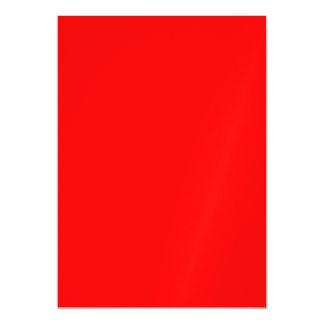 Color sólido simplemente rojo