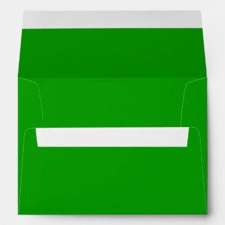 Color sólido simplemente verde sobre