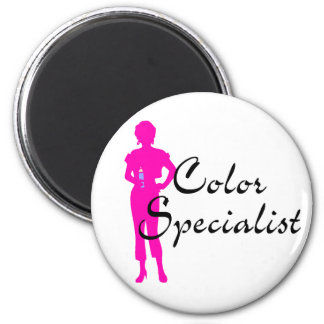 Color Specialist Magnet