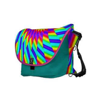 Color Spectrum 2 Courier Bag
