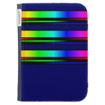 color spectrum kindle cover